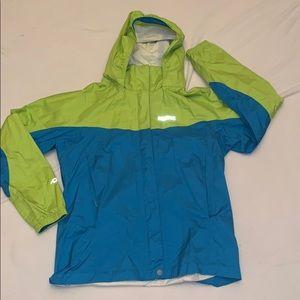 Girl's Marmot rain jacket Size Large
